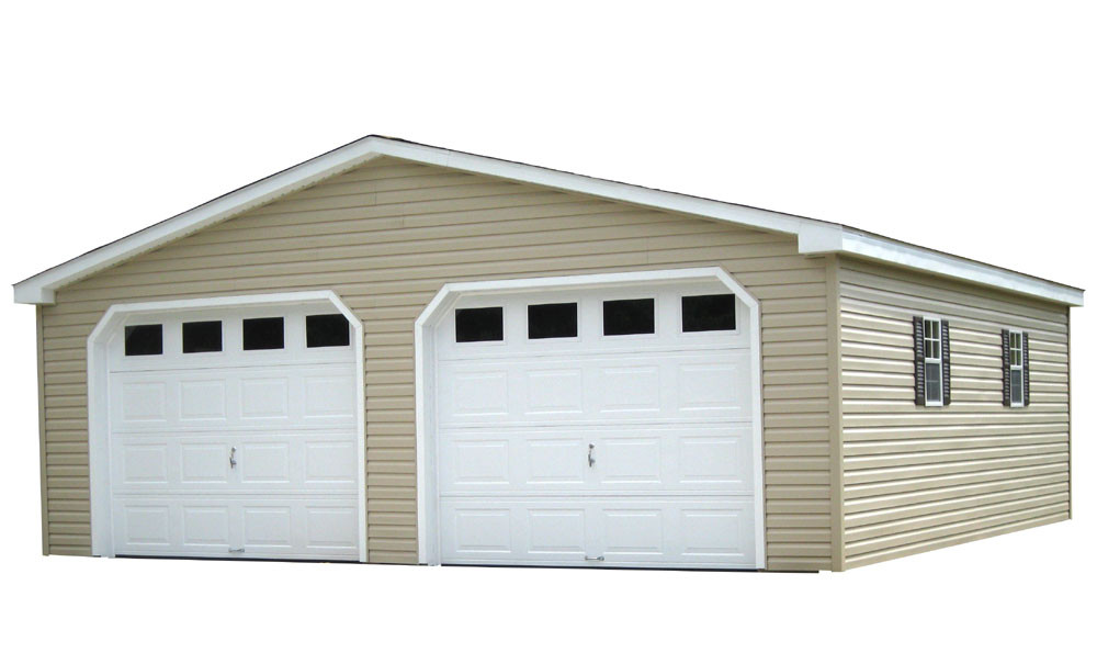 Bayhorse Gazebos Barns Vinyl A Frame One Story Two