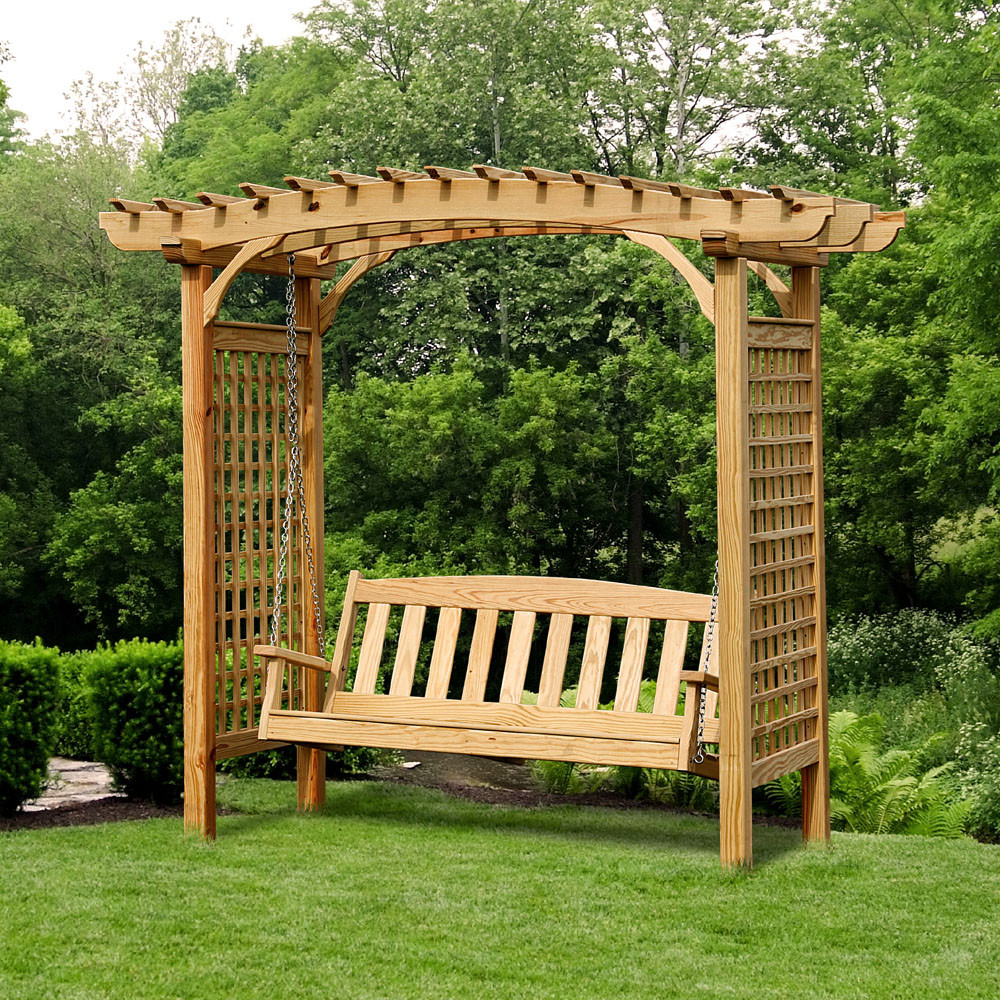 Adirondack Bench With Cooler