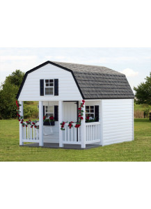 Dutch Playhouse with Loft