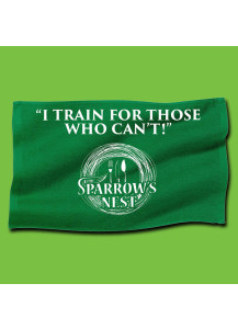 Sparrow's Nest Sport Towel - Fundraiser