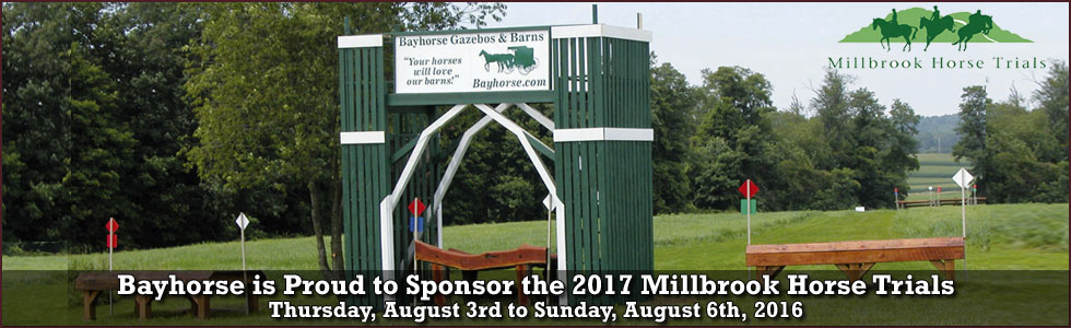 2017 Millbrook Horse Trials