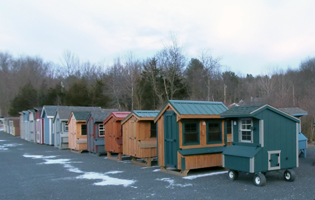 Animal Shelters at our Red Hook, NY location