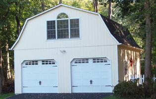 Custom Bayhorse Garages in Red Hook, NY
