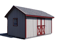 Cape Shed