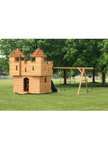 Medium Charlotte Castle Play Set - Custom Order