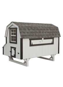 Chicken Coop - Dutch 4' x 8' Duratemp - Custom Order
