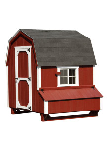 Chicken Coop - Dutch 6' x 6' Duratemp - Custom Order