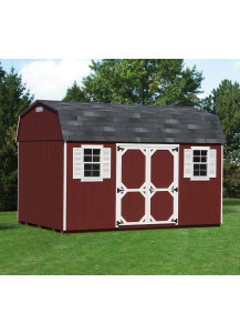 Dutch Barn 8' x 12' Duratemp - Custom Order