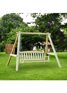 Patiova English Garden Notched Frame for 5' Hanging Swing