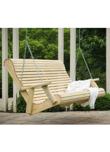 Rollback 4' Hanging Swing