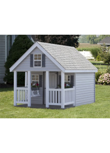 Elite Playhouse with Loft