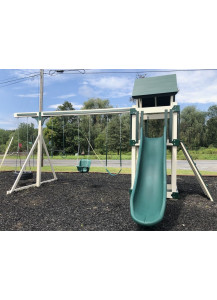 Swing Kingdom A-5 Deluxe Playset