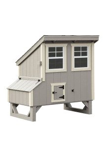 Chicken Coop - Lean-To 4' x 5' Duratemp - Custom Order