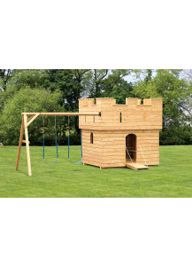 Medium Castle Play Set - Custom Order