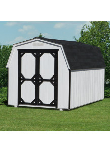 Mini Barn 10' x 10' Duratemp - Custom Order