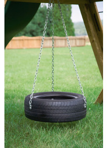 3-Chain Tire Swing - Custom Order