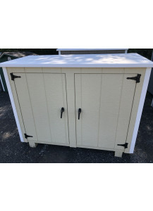 Regular Two-Can Trash Shed