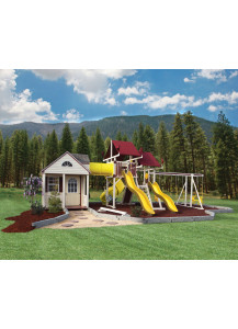 Swing Kingdom SK-60 Cottage Escape - Custom Order