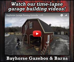 Watch Our Garage Building Videos!