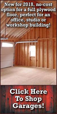 New Plywood Floor Option