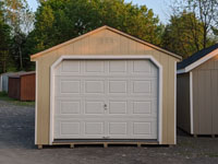 One-Car Cottage Garage