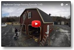Garage Raising Videos