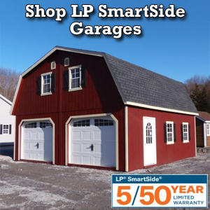 Shop LP SmartSide Garages
