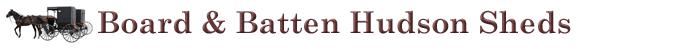 Board & Batten Hudson Sheds