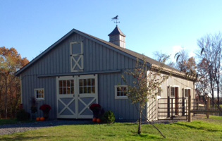 Trailside Horse Barn