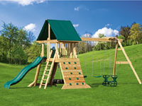 Wood Play Sets