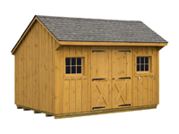 Manor Shed
