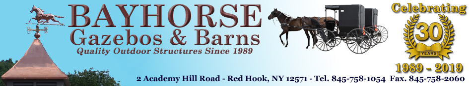 Bay Horse Gazebos & Barns
